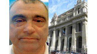 Stiuso llegó a Tribunales para declarar ante Palmaghini por la muerte de Alberto Nisman