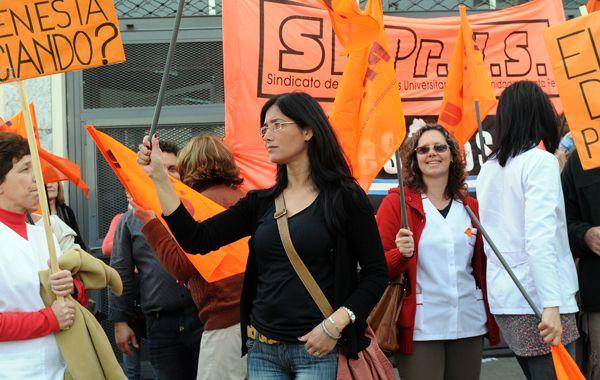 Con un paro, Siprus rechaza la oferta del 26% de aumento