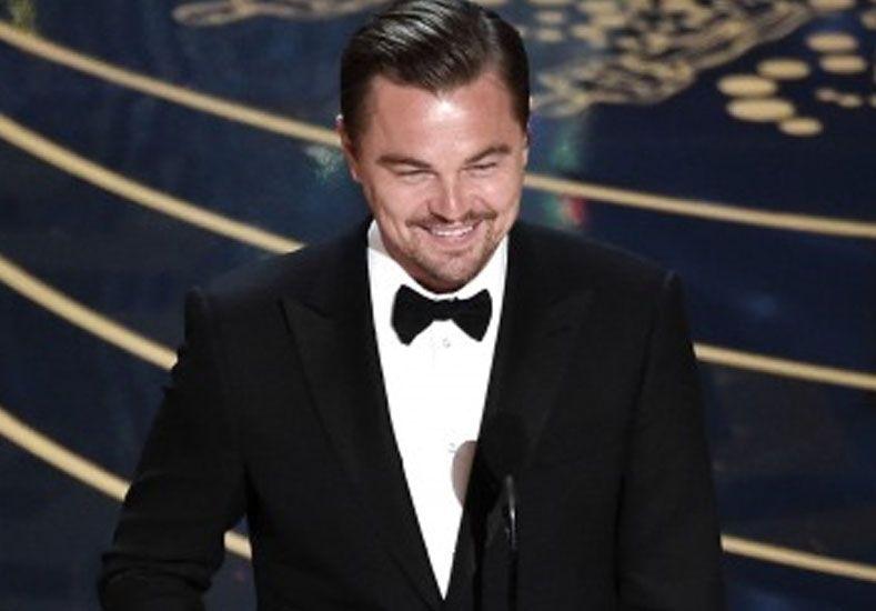 Tras cinco nominaciones, Di Caprio finalmente ganó un Oscar