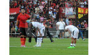 Mirá el puntaje de los jugadores de Colón ante Central