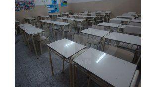 Este lunes no hay clases en la provincia, los docentes inician su plan de lucha