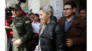 Oscuros negocios. La ex gerente de una firma china se vio favorecida con millonarios contratos del Estado boliviano.