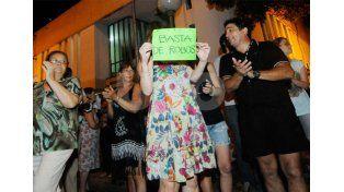 Preocupación. La inseguridad es común en las calles del populoso barrio santafesino