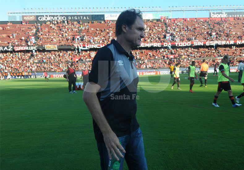 Darío Franco piensa en Rosario Central y por eso ya dejó atrás lo que fue la derrota ante Godoy Cruz.