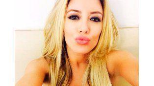 Claudia Ciardone y un video mega sensual que compartió en Instagram
