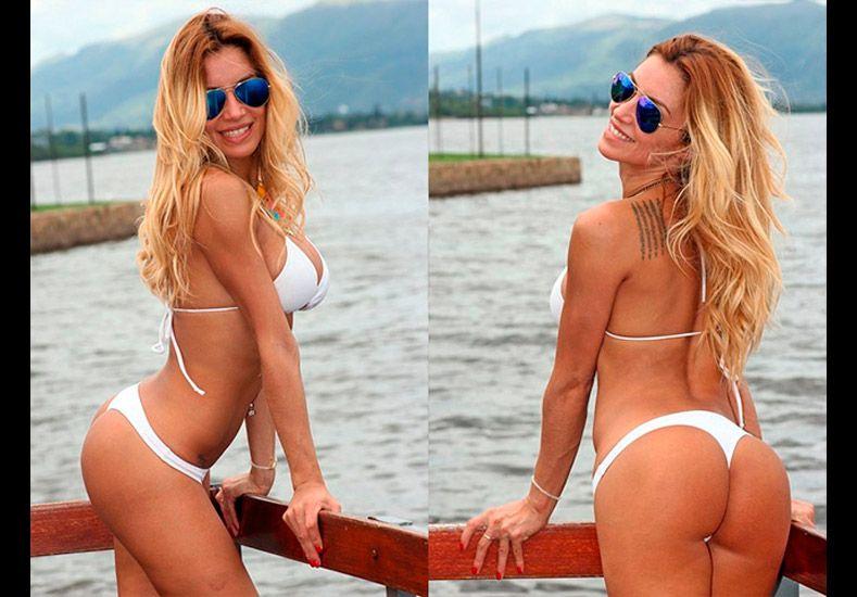 Claudia Ciardone dejó de ser soltera