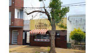 El comercio ubicado en Candioti.
