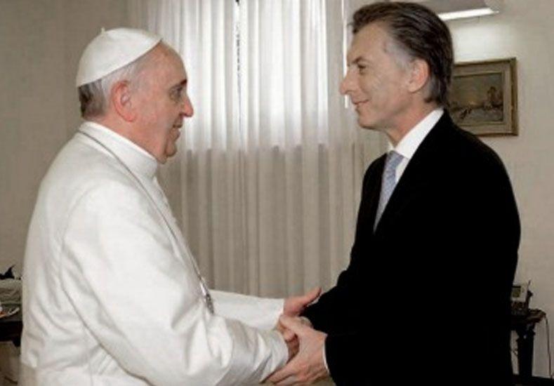 Macri viaja a Roma para su primera audiencia con el Papa tras el triunfo electoral