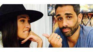 Ivana Nadal y Pollo Alvarez se reencontraron y hasta hubo fotos