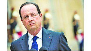 Francia pide ayuda a Argentina por la crisis de refugiados Sirios
