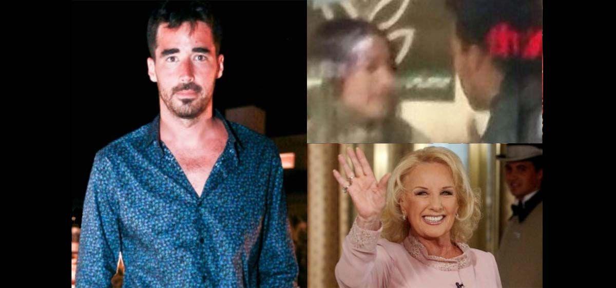 La reacción en Twitter de Nacho Viale ante la declaración de su abuela