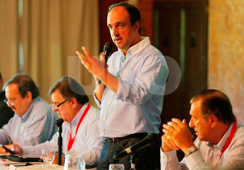 Corral destacó el peso legislativo de la UCR en el Congreso Nacional