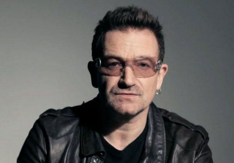 Bono, infraganti con dos rubias en Saint Barth
