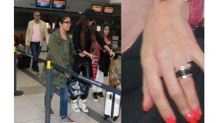 ¿Loly Antoniale aún usa el anillo que le regaló Jorge Rial?