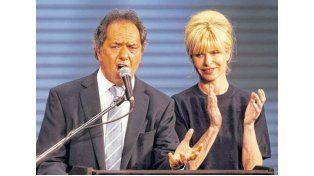 Scioli hace un mes le contó a Del Moro que Karina estaba ocupada en sus actividades.