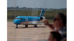 El aeropuerto de Rosario presentó una demanda a Sol por casi 2 millones de pesos
