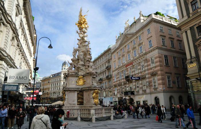 Las calles de Viena