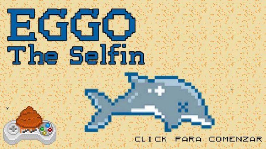 Polémica por un juego para sacarse selfies con el delfín muerto