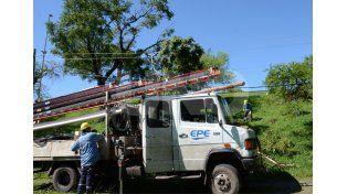 EPE: 27 cuadrillas continuaron con los trabajos de reparación y rehabilitación