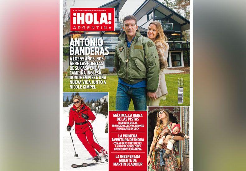 Este jueves llevate la revista Hola junto a Diario UNO