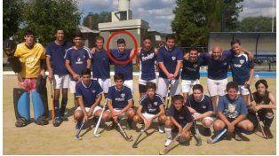 El joven Integraba el equipo Porteño Atlético Club de General Rodríguez.