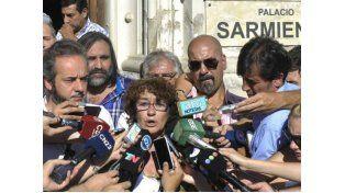 Sonia Alesso descartó la chance de que comiencen las clases mientras se negocian las paritarias.
