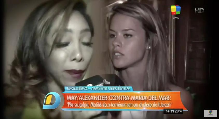 """""""Entre la mamá y María, el pobre Matías va a terminar con un chalequito de fuerza"""""""