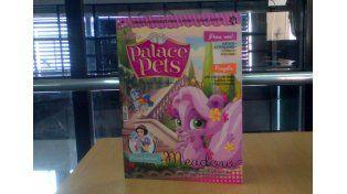 Pedí este martes la revista nº 10 de Palace Pets de Disney Princesas