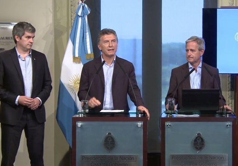Macri: El objetivo es, en cuatro años, ser uno de los diez países con mayor transparencia