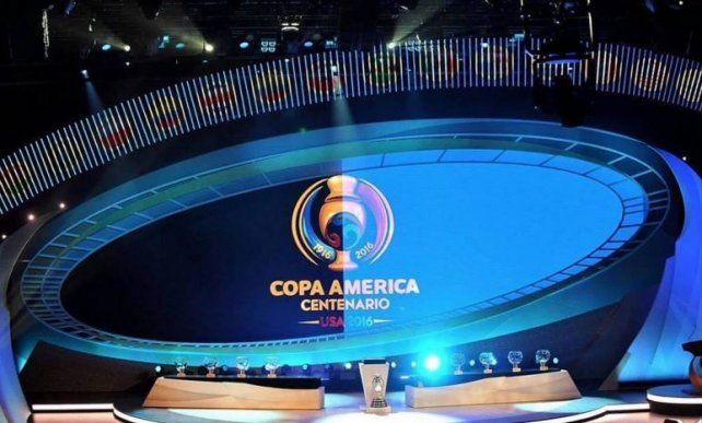 Argentina ya conoce sus rivales para la Copa América Centenario