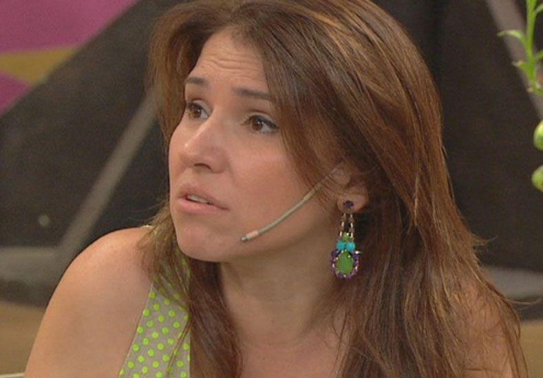 El marido de Fernanda Iglesias renunció al programa de Fabián Doman: su descargo