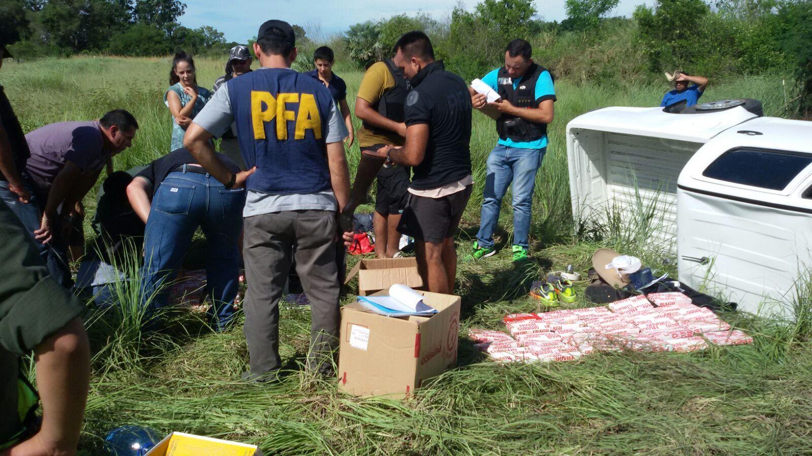 Escándalo en Formosa: encontraron a un funcionario con 50 kg de cocaína