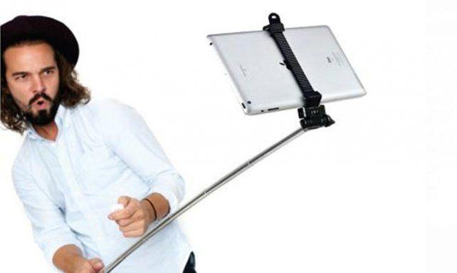 Salame total: robó una tablet y lo descubrieron por una selfie
