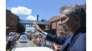 El presidente Mauricio Macri se refirió en su cuenta de Facebok a la llegada de Obama el próximo 24 de marzo.