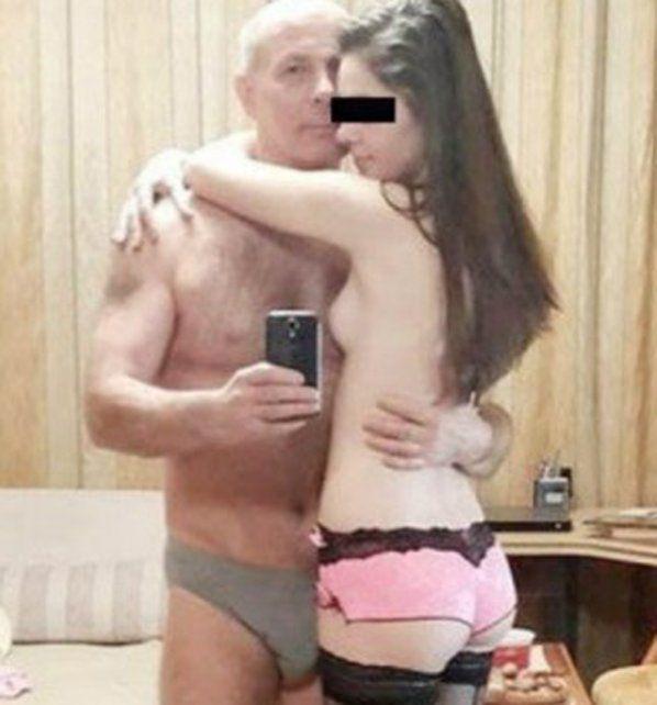 Escándalo por fotos hot de un profesor y su alumna de 17 años