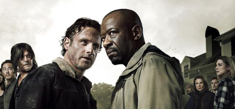The Walking Dead baja su audiencia en Estados Unidos