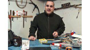 Los tutoriales eran famosos en YouTube porque enseñaban a fabricar armas caseras.