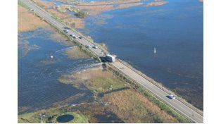 Santa Fe firmó un acuerdo por el río Quinto
