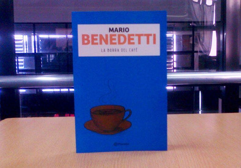 Este viernes llevate la entrega 3 de Mario Benedetti