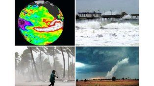 Científicos afirman que el fenómeno de El Niño ya superó su intensidad máxima