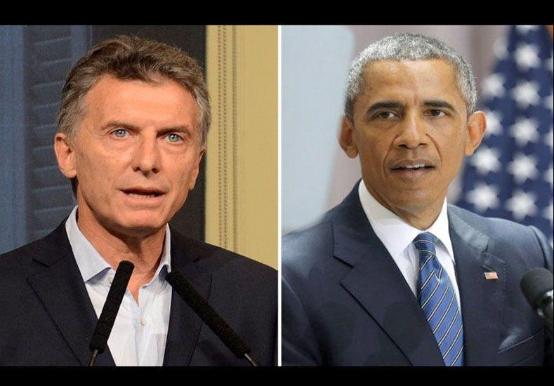 Obama llega a la Argentina a reunirse con Macri en marzo