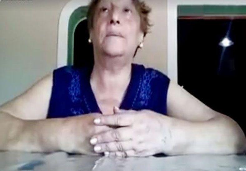 La nueva Tana Pasman: se queja por el calor e insulta a sus hijos