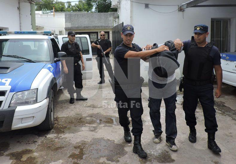 Recapturaron a un evadido de la cárcel de Las Flores en Cañada de Gómez
