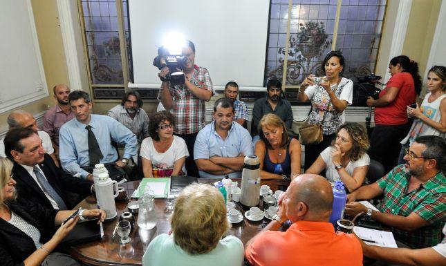 El titular de Sadop Rosario espera que hoy se concrete una oferta superadora para los docentes.