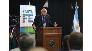 Vamos a construir un proyecto de desarrollo industrial desde Santa Fe