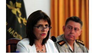 La ministra de Seguridad dio detalles del protocolo aprobado ayer.