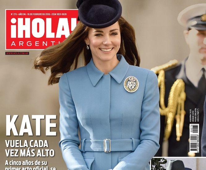 Este jueves pedí opcional la revista Hola
