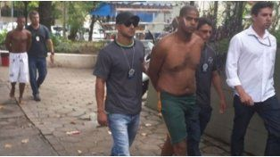 Detuvieron a dos hombres por el crimen de la mujer argentina en Copacabana