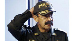 El general Palomino fue exonerado de la fuerza colombiana y declaró su inocencia ante la Justicia. (Foto: AP)
