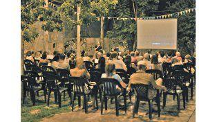 Continúan los ciclos de cine en el Mercado Progreso